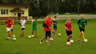 Polonia Iłża wznowiła treningi