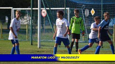 Maraton ligowy młodzieży.