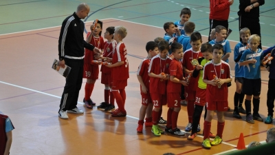 Strzegom CUP 2016 - III miejsce
