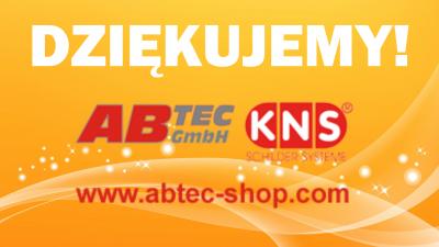 Pięknie dziękujemy firmie ABTEC GmbH!