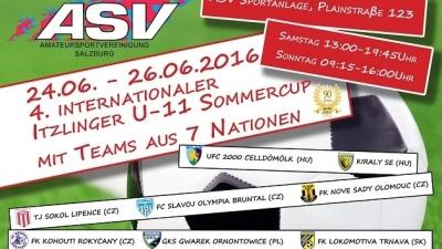 U-11 na turnieju w Austrii - wyniki!