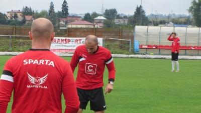 Wywiad z trenerem Pawłem Czajką