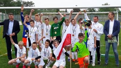 Młodzicy Unii zwycięzcami Oświęcimskiego EURO 2016