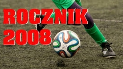 Turniej  rocznika 2008 !!!