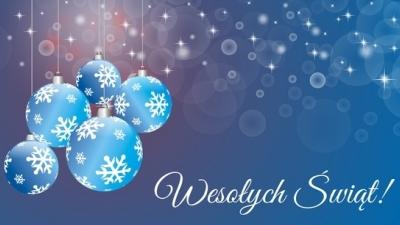 Wesołych Świąt i Szczęśliwego Nowego Roku 2017 !!!
