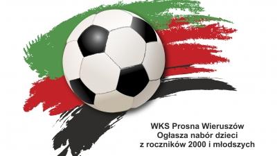 WKS Prosna poszukuje młodych piłkarzy