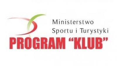 Program KLUB - Ciężkowianka z dotacją Ministra Sportu i Turystyki !!!