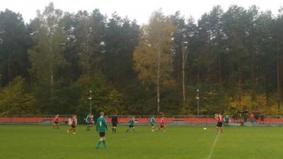 Wygrana z FC Lesznowola