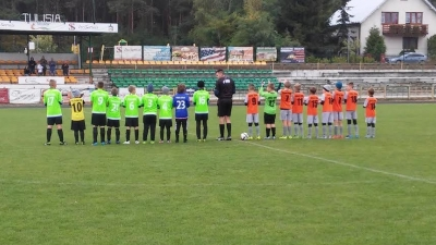 Młodzik - Tulisia 0 : 3 Oranje Konin