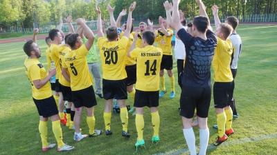 Galeria zdjęć z meczu z LKS Szaflary