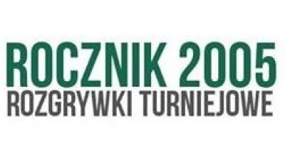 Turniej  rocznika 2005 !!!