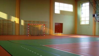 Zmiana terminu hali sportowej.