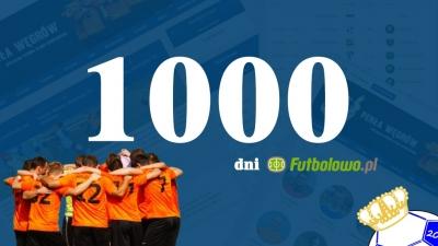 1000 dni na Futbolowo 2.0