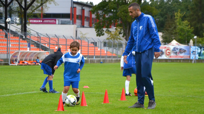 MKS poszukuje trenerów grup dziecięcych i młodzieżowych