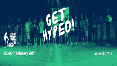 W dniach 2-5 lutego 2017 odbędzie się Lubasz Freestyle Night!