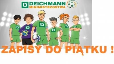Deichmann - zapisy!