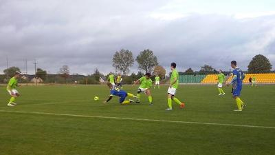 Pewna wygrana w meczu z GKS Osiekiem Wielkim.