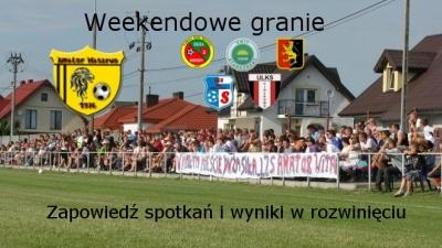 Grają drużyny Amatora Maszewo 21-22 maj.