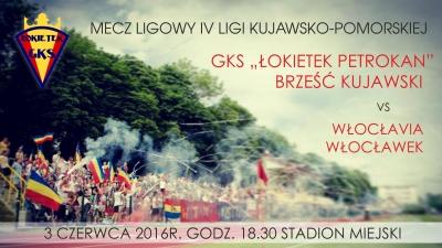 Wielkie Derby w Brześciu Kujawskim! Piątek, godz. 18.30