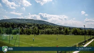 Weekend z Orłem, czyli piłkarskie Myślenice