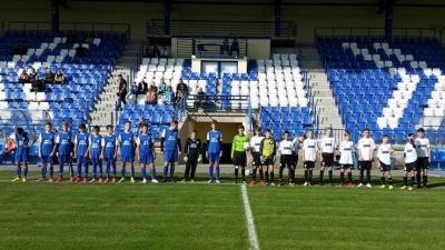 Unia Janikowo - Cuiavia Inowrocław 1-0 (1-0)