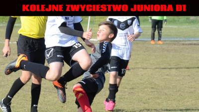 Junior D1 Powiśle - Mewa Gniew