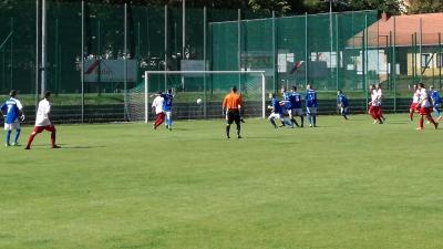 Inauguracja ligi juniorów Unia - Bielawianka Bielawa 2:1
