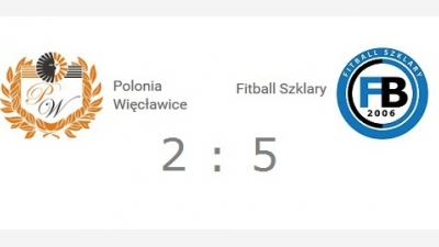 C klasa gr. I: Polonia Więcławice - Fitball Szklary 2:5