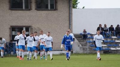 MKS Szczawno Zdrój górą z meczu z Unią; MKS - Unia 3-0