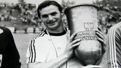 Adam Topolski w jedenastce bohaterów Pucharu Polski