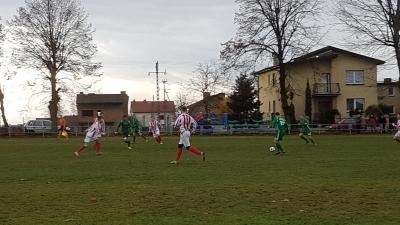 Fotorelacja z meczu KS 27 Gołkowice - Gwiazda Skrzyszów 19.11.2016r (0:2)