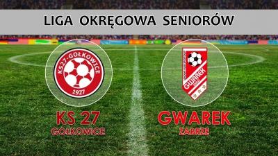 LO | KS 27 Gołkowice - GWAREK Zabrze 2-1