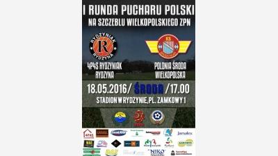 Pierwsza Runda Pucharu Polski na Szczeblu Wielkopolskiego ZPN