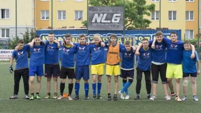 Liga Podwórkowa - sezon lato-jesień 2016