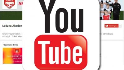 Kanał YouTube Reprezentacji Rocznika 2005 już działa!