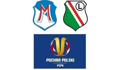 Legia II Warszawa rywalem Mazura Gostynin