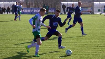 Pilica Przedbórz - Termy Ner Poddębice 0-2 (0-0).