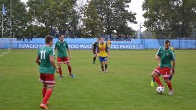 Kujawianka Izbica w sobotę zagra w Brodnicy