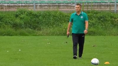 Wywiad z trenerem Piotrem Wątorskim