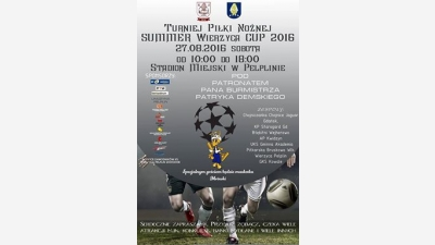 Turniej Summer Wierzyca Cup już w najbliższą sobotę.
