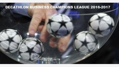 DECATHLON Business Champions League 2016-2017.... już wkrótce startujemy..
