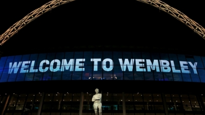 Zapraszają nas na Wembley!