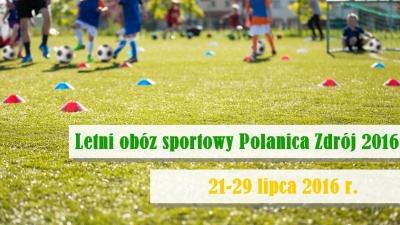 Letni obóz piłkarski 2016