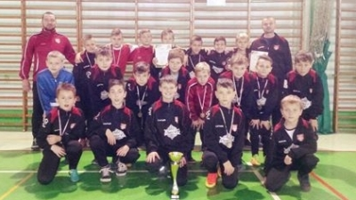 Turniej w Głuchołazach - 3 i 6 miejsce naszych drużyn