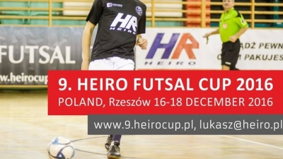 HEIRO FUTSAL CUP 2016!!!
