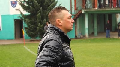 Adrian Sobczyński oraz Kacper Wnuk po meczu Polonia - Centrum