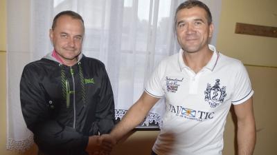 Andrzej Maniecki nowym prezesem Sokoła Kaszowo
