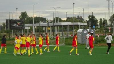 Dziewczęta zagrają w Lublinie