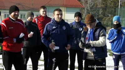 """""""Mecz Noworoczny"""" po raz szósty. Pierwsza bramka w 2017 r. łupem Roberta Oleksowicza !"""