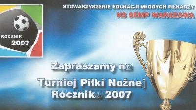 Turniej Rocznika 2007